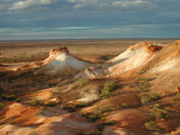Coober Pedy � The Breakaways
