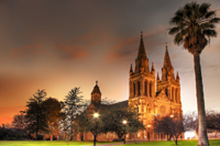Adelaide � St Peters Cathedral